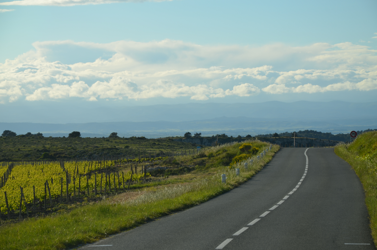 Languedoc - a beautiful place to make wine
