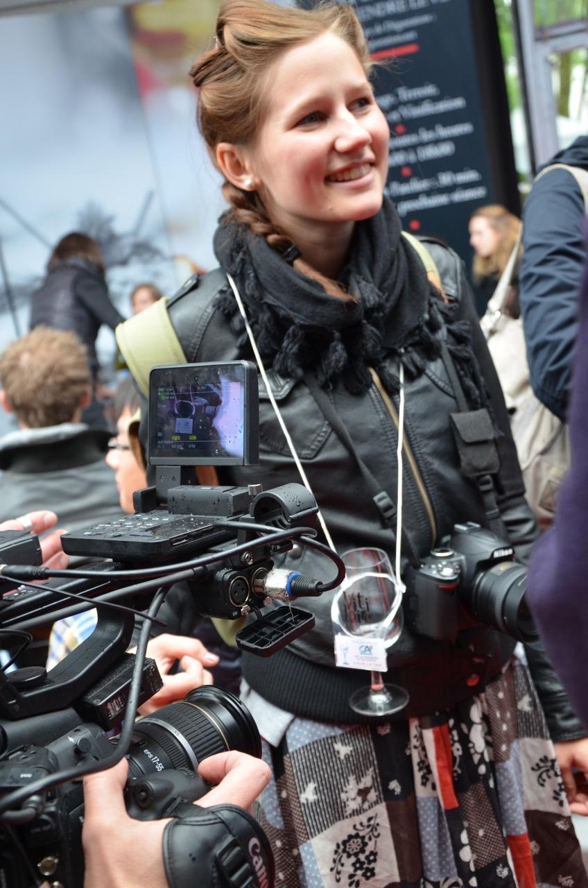 Linn Grubbstrom - our blogger for Denmark